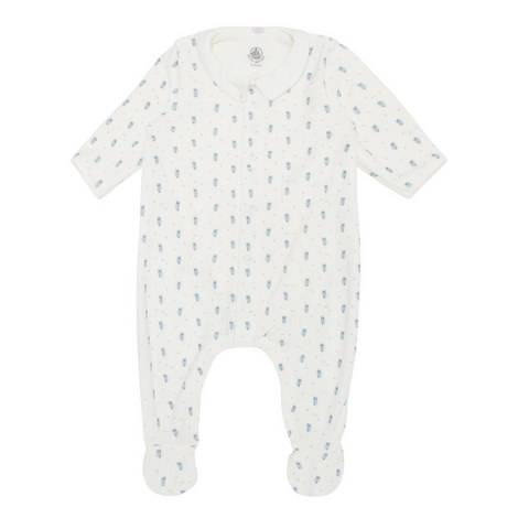Printed Rompersuit Baby, ${color}