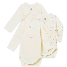 Three-Piece Bodysuit Baby