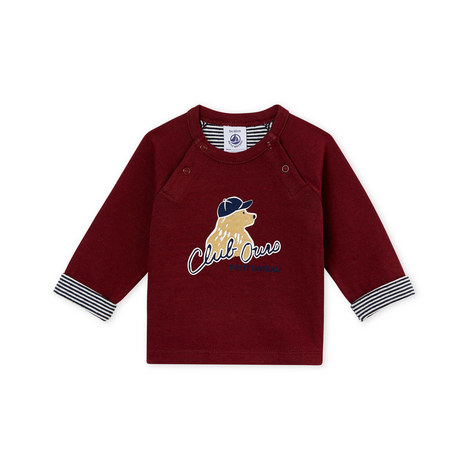 Bear T-Shirt Baby, ${color}
