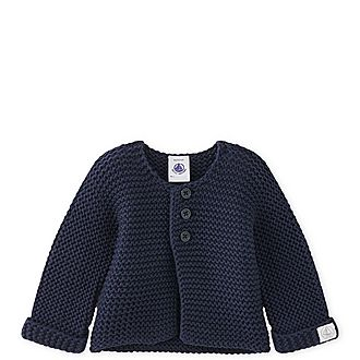 Knitted Cardigan Baby