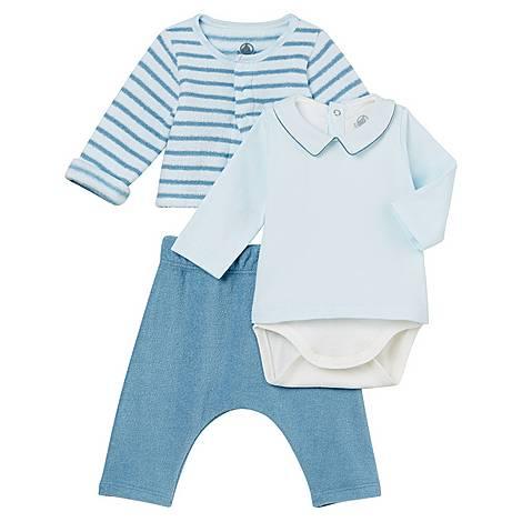 Baie Stripe Set Baby, ${color}