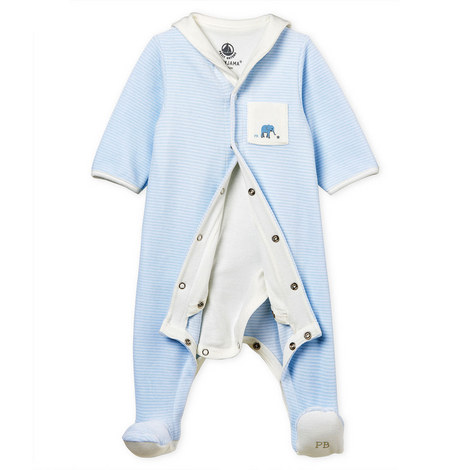 Bally Elephant Romper Baby, ${color}