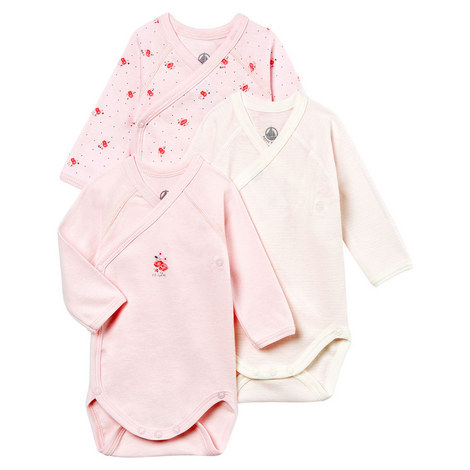 Baltic 3-Piece Bodysuits Baby, ${color}