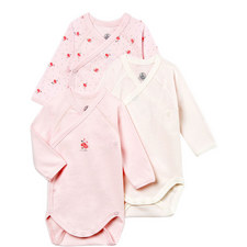 Baltic 3-Piece Bodysuits Baby