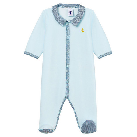 Berlioz Trim Romper Baby, ${color}