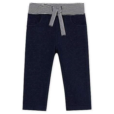Bastille Piqué Trousers Baby, ${color}