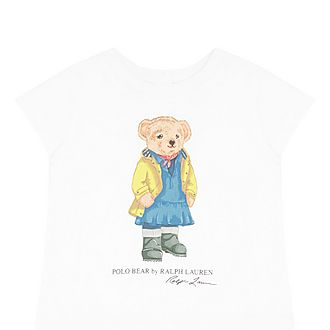 Raincoat Teddy T-Shirt