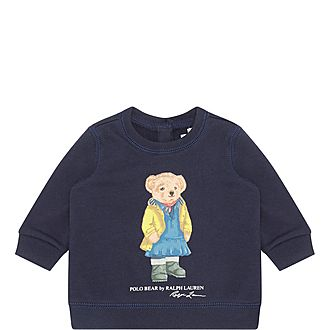 Raincoat Teddy Sweatshirt