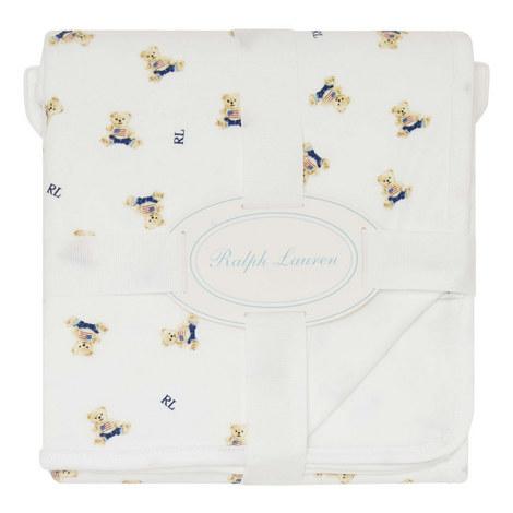 Polo Bear Blanket, ${color}