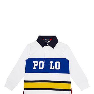 Rugger Polo Shirt Boys