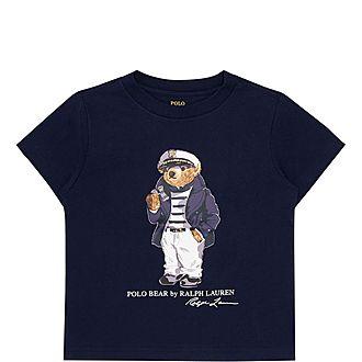 Boys Sailor Ralph Bear T-Shirt