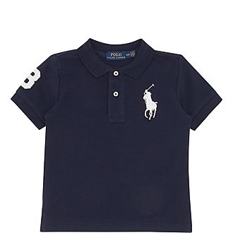 Pony Logo Polo Shirt