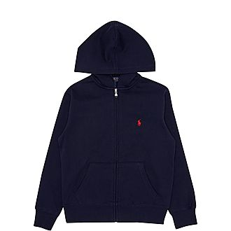 Boys Double Knit Hoodie