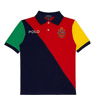 Multi Swatch Polo Shirt