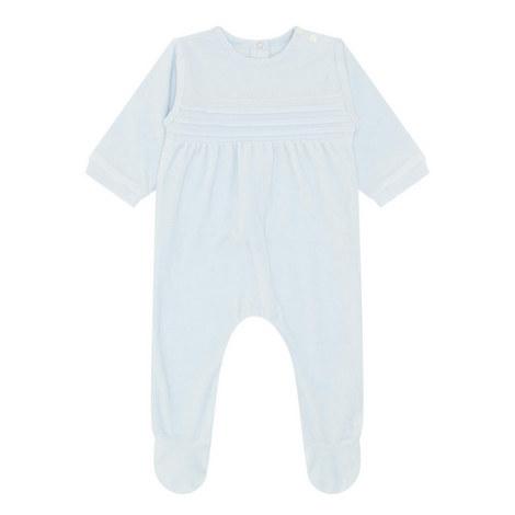 Fleece Sleepsuit Baby, ${color}