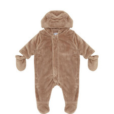 Bear Snowsuit Baby