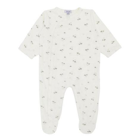 Cloud Print Sleepsuit, ${color}