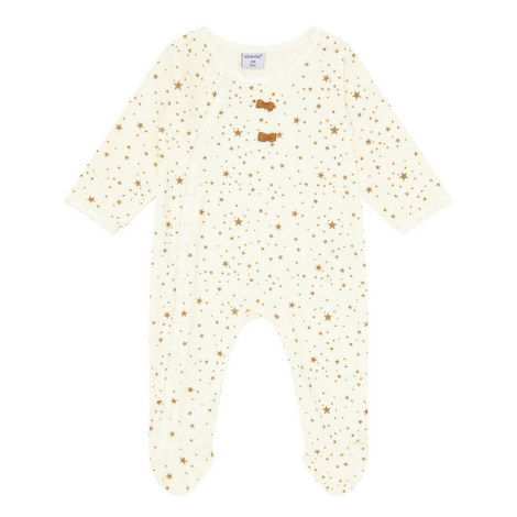 Star Pattern Sleepsuit, ${color}