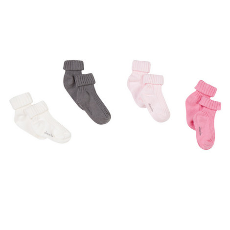 4-Pack Socks Baby, ${color}