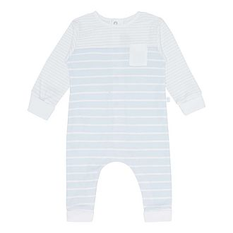Striped Romper Baby