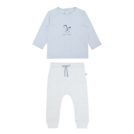 Bisou Horse Two-Piece Set Baby, ${color}