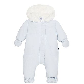 Fleece Lined Snowsuit