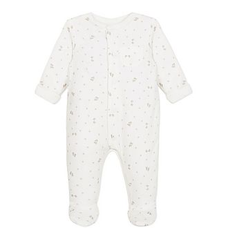 Footprint Padded Romper