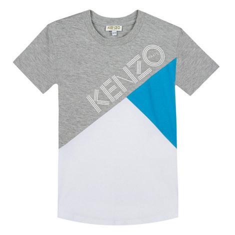 Colour-Block T-Shirt, ${color}