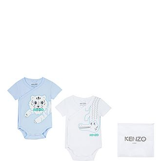 Baby Bodysuit Set of Two