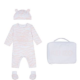 Tiger Romper Set of Three
