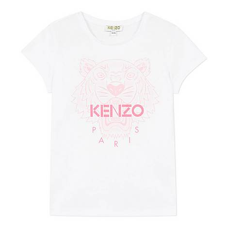 White Tiger T-Shirt, ${color}