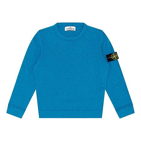 Logo Patch Sweater, ${color}