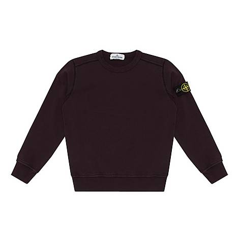 Logo Patch Sweatshirt, ${color}