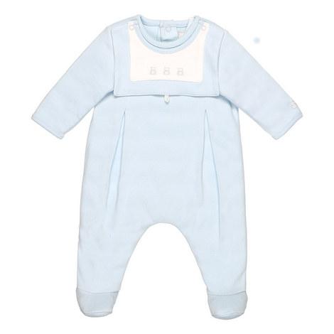 Palmer Button Romper Baby, ${color}