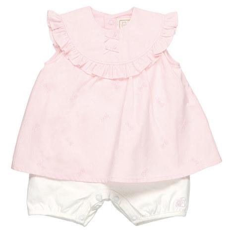 Phillipe Romper Dress Baby, ${color}