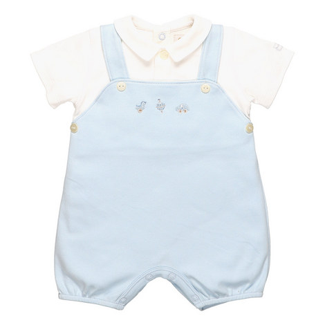 Powell Dungaree Romper Baby, ${color}