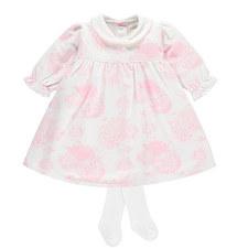 Nerine Dress & Tights Set Baby