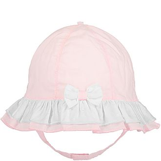 Frill Brim Sun Hat Baby