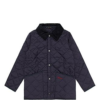 Boys Liddesdale Quilted Jacket