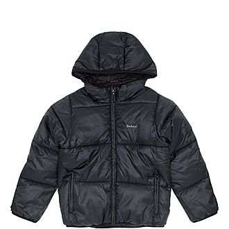 Boys Ross Quilted Jacket