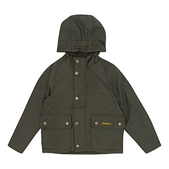 Waxed Pass Jacket