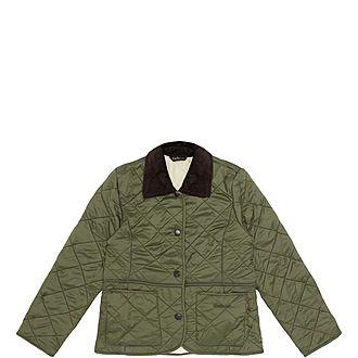 Girls Deveron Quilted Jacket