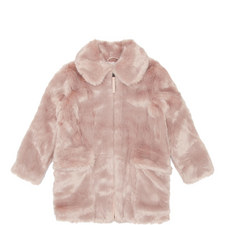 Carolyn Faux Fur Coat