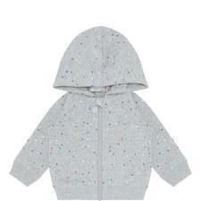 Bertie Zip-Through Hoodie Baby