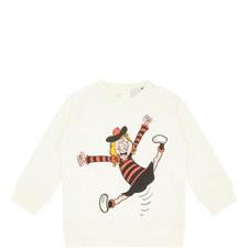 Minnie Print Sweatshirt