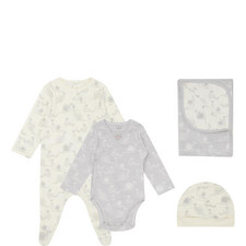 Four-Piece Babygrow Set
