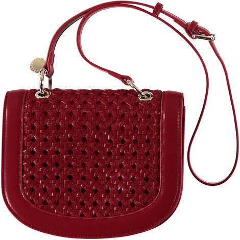 Flap Shoulder Bag, ${color}