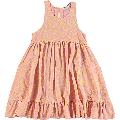 Strawberry Print Dress, ${color}
