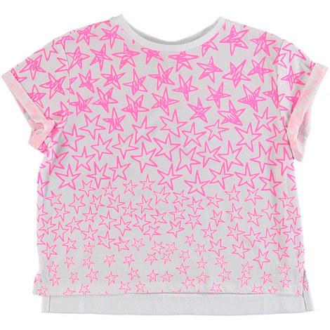 Fluorescent Star T-Shirt, ${color}