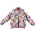 Reversible Leaf Bomber Jacket, ${color}